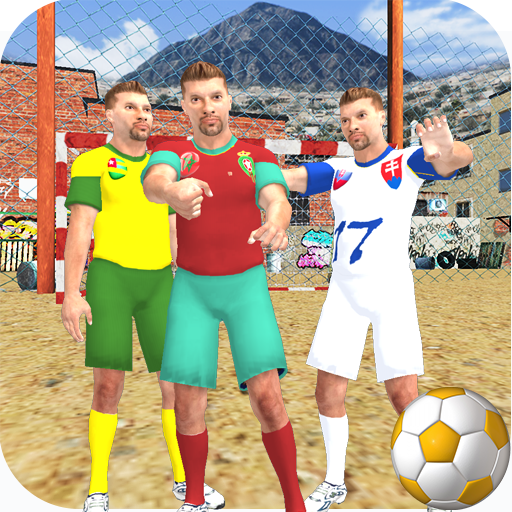 Street Soccer:A Football Uro Match 2018 Android APK Download Free By Geisha Tokyo, Inc.