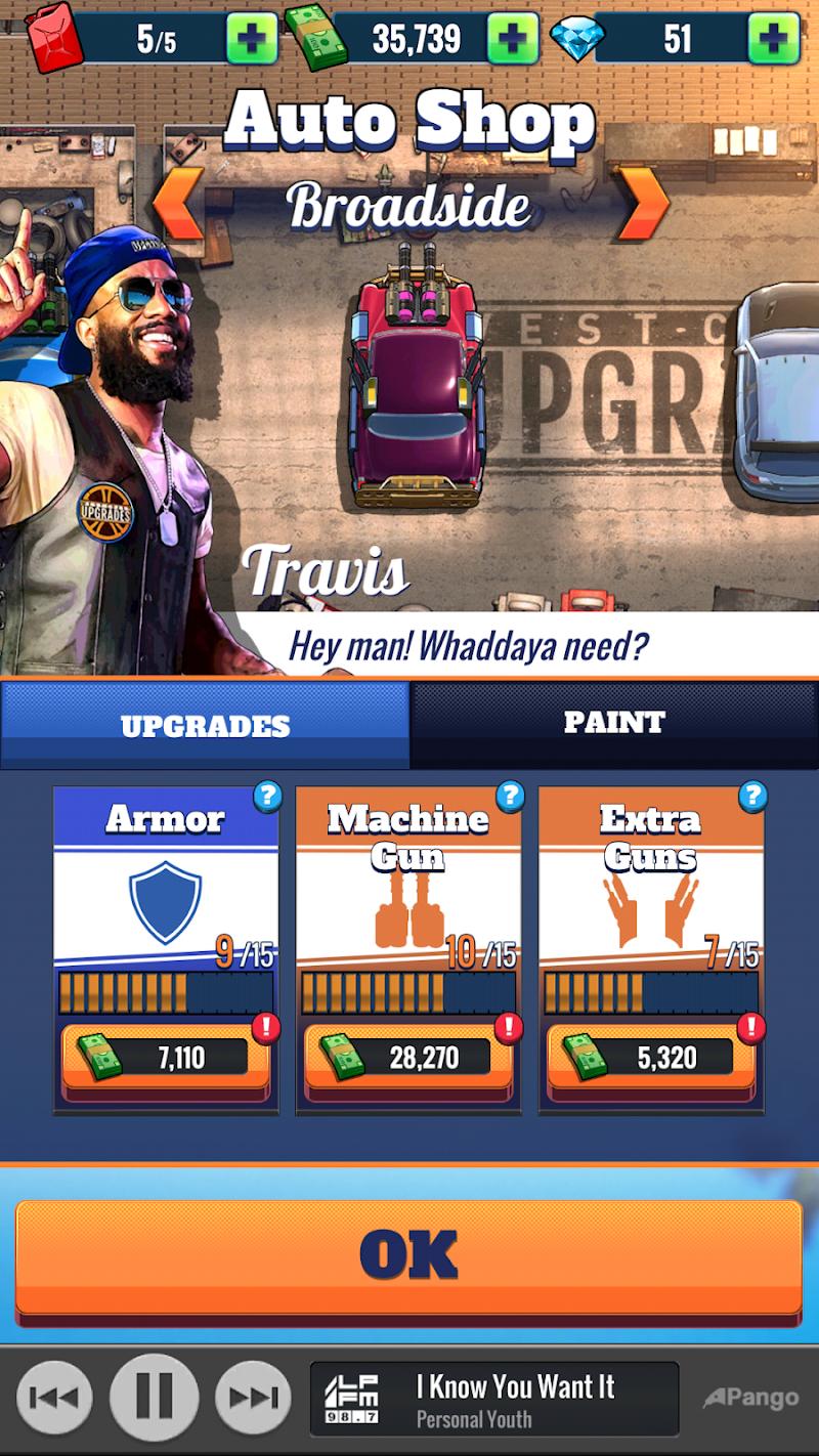Fastlane: Road to Revenge Screenshot 5