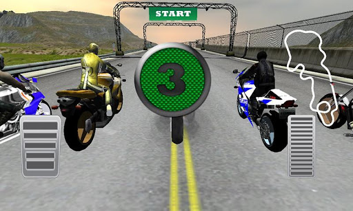 Bike Racing: Fast Moto Race 3D