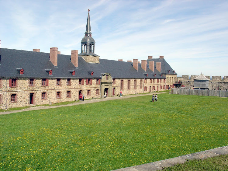 Louisbourg National Historic Site.