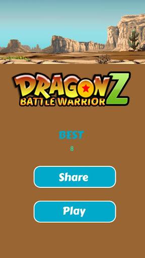 Dragon Z Battle Warrior