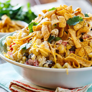 BBQ Ranch Pasta Salad Recipe