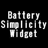 Battery Simplicity Widget