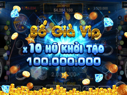 Bố Già VIP - Game Slot VIP 2018 for PC