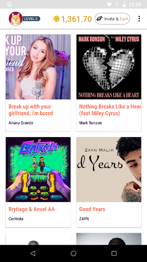 Foto do Puzzle Grammy: Play free game. Discover new music.
