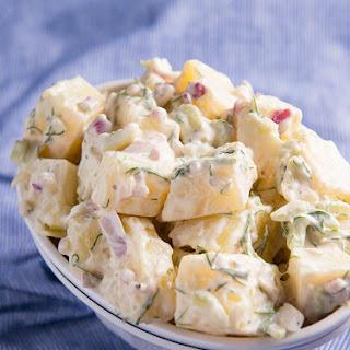 Dill Potato Salad Recipe