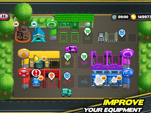 Tiny Auto Shop - Car Wash and Garage Game  screenshots 12