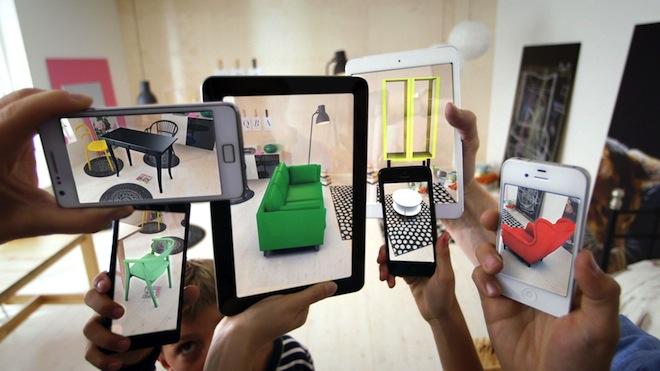 (VR Scout, 2019) - Réalité augmentée meubles