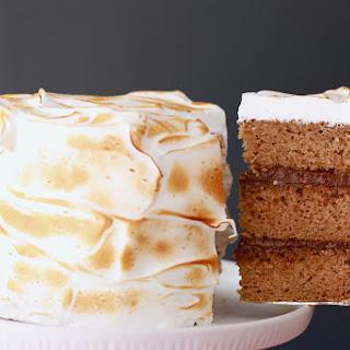 S'more Cake.