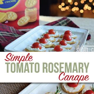 Tomato Canapes Recipes.
