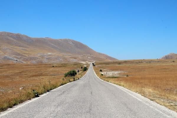 strada lunga di fabiobaldi