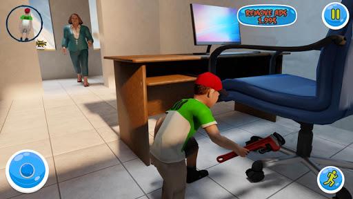 Hello Scary School Teacher 3D u2013 Spooky Games 1.0.0 screenshots 7