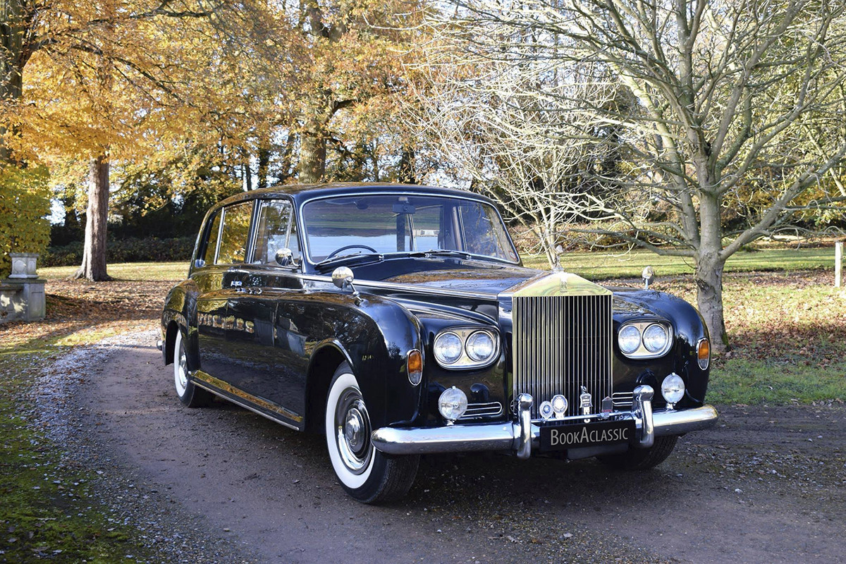 Rolls-Royce Phantom V Hire Reading