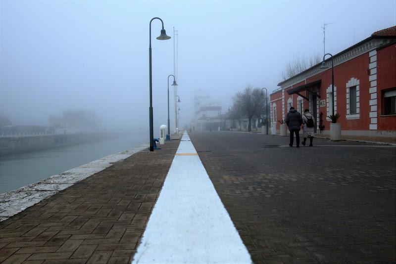 perso nella nebbia di Otrebor