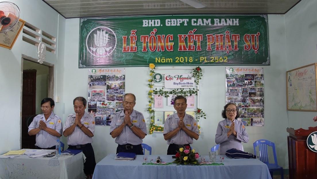 Lễ Tổng kết Phật sự năm 2018