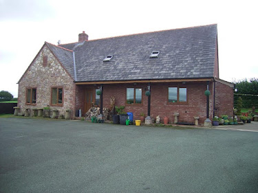 Detached country bungalow