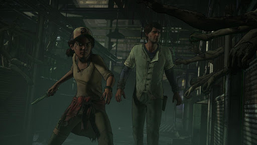 Télécharger The Walking Dead: A New Frontier  APK MOD (Astuce) screenshots 1