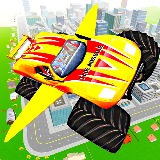 Flying Truck Driving Pilot 3D for PC