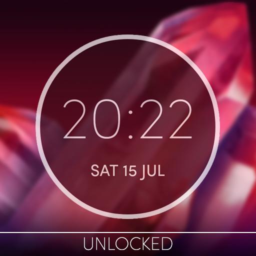 Moto Z2 Play Digital Clock Widget Unlocked Android APK Download Free By Motorola Mobility LLC.