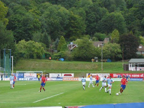 Photo: 13/08/05 v Crewe Alex (FC) - 2-2 contributed by Leon Gladwell