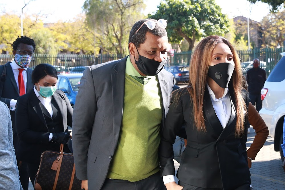 Norma Gigaba gets power suit, lawyers to match to fight arrest