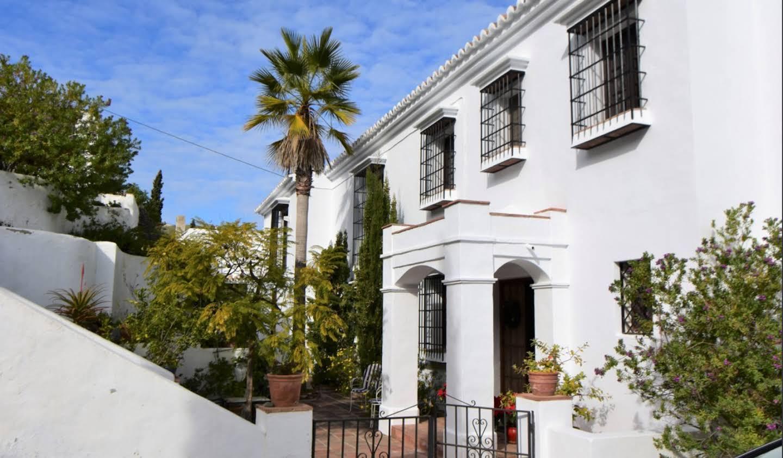 Propriété avec piscine et jardin Malaga