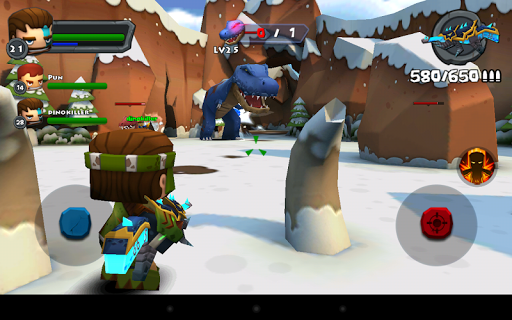 Call of Mini™ Dino Hunter screenshot 13