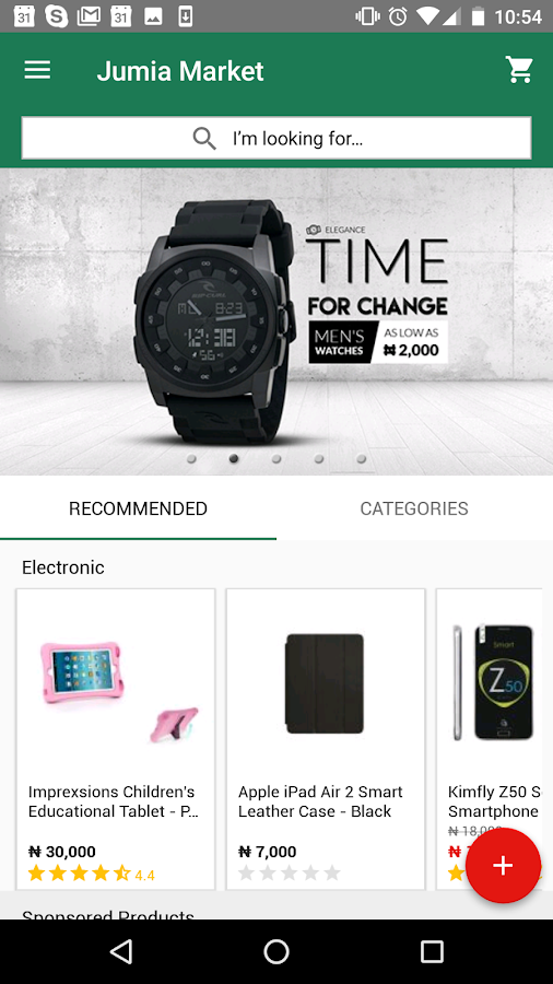 Jumia Market: Sell & Buy- screenshot