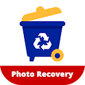 Deleted photo recovery, Recover deleted photos icon