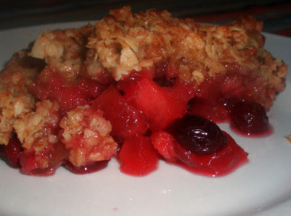 Apple-cranberry Casserole Recipe