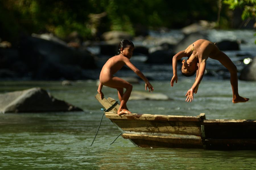 by M Fathra  Nazrul Islam - Babies & Children Children Candids