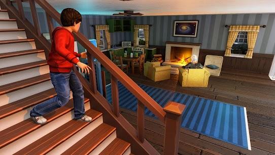 Hello Crazy Neighbor Game:Secret. Family Escape 3D 5