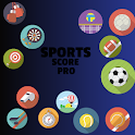 Sport Score Pro:Stay Updated icon
