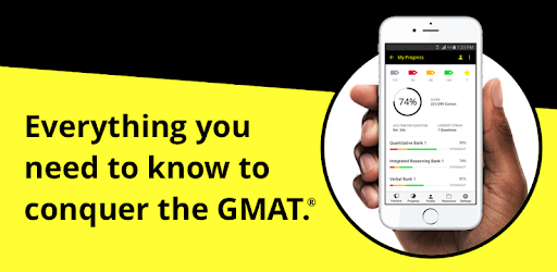 ★★★★★ 420+ quantitative, verbal & reasoning practice questions to be GMAT ready!