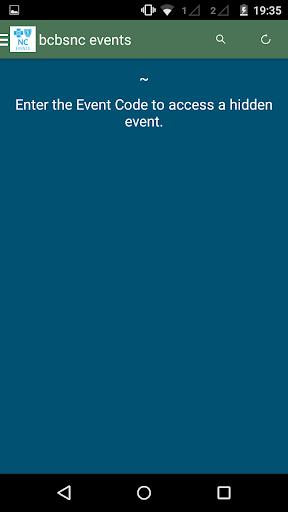 BCBSNC Events