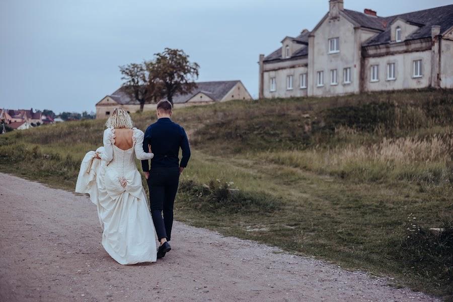 Wedding photographer Pavlyuk Aleksandra (Kasiawind). Photo of 16.09.2018