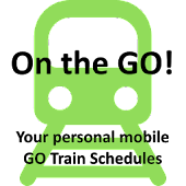 On The GO - GO Train Schedules