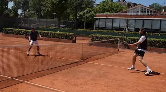 Tenis y padel en tiempos del coronavirus: ya puede jugarse en la modalidad 2x2