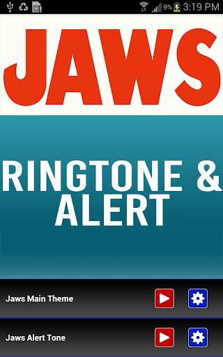 Jaws Theme Ringtone and Alert