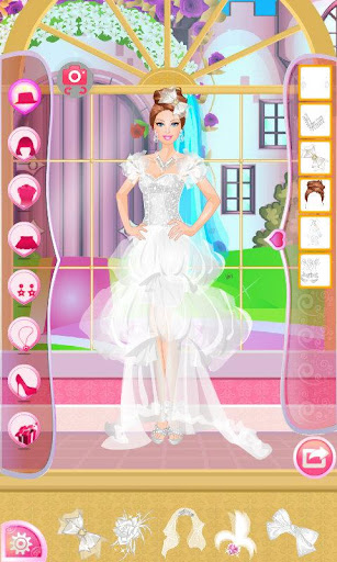Mafa Bride Dress Up