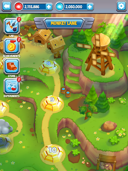 #2. Bloons Supermonkey 2 (Android)