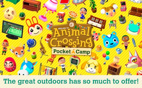 動物穿越:口袋營