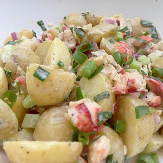 Lobster & Potato Salad