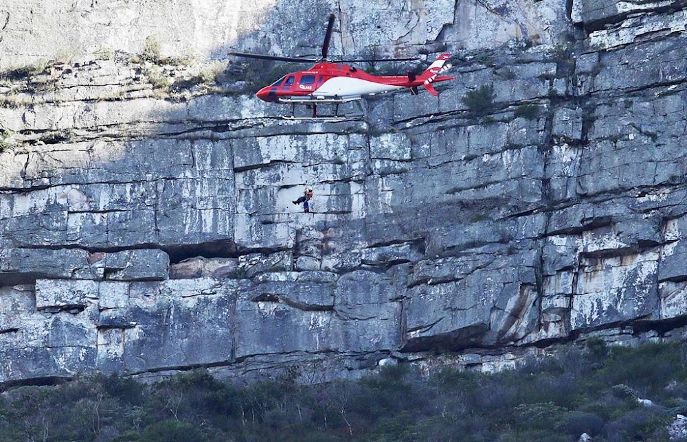 Police investigating Table Mountain trail runner's death