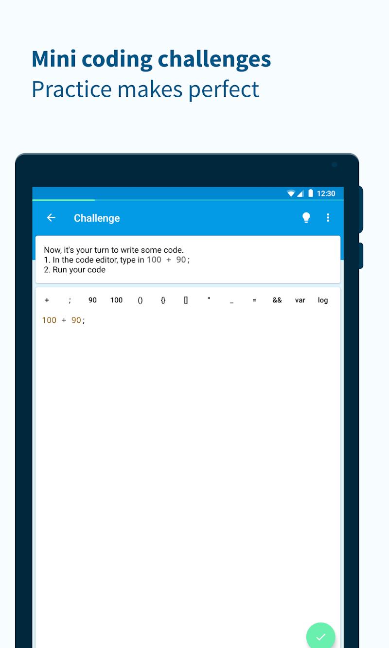 Encode: Learn to Code Screenshot 12