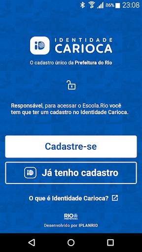 Escola.Rio screenshot 2