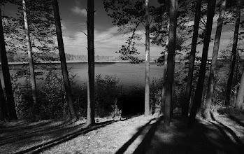 Photo: Lake Kurtna, Estonia.