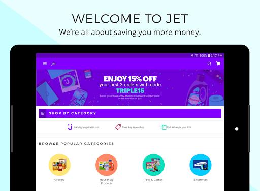 玩免費購物APP|下載Jet - Online Shopping Deals app不用錢|硬是要APP