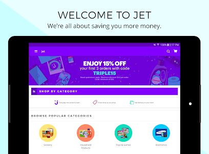 Jet - Online Shopping Deals screenshot 5