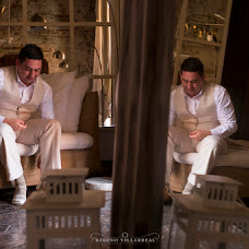 Wedding photographer Regino Villarreal (reginovillarrea). Photo of 08.03.2017